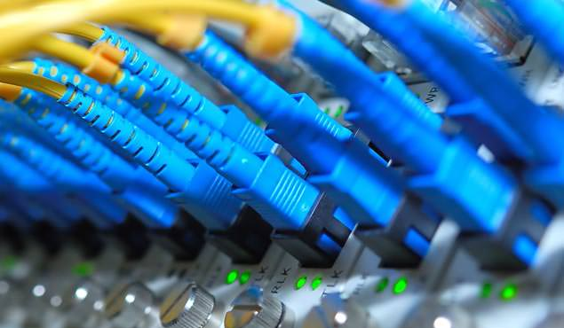 Data structured And Fibre Optic Cabling System