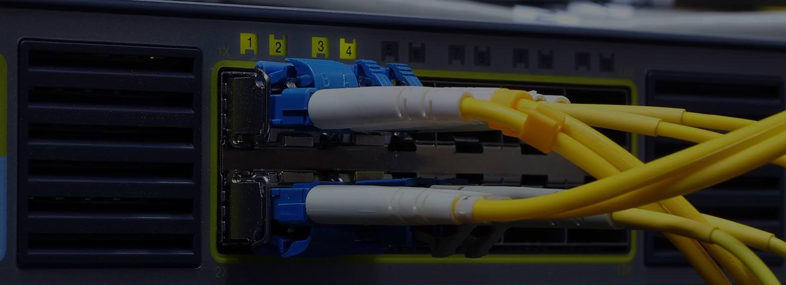 Data Structured And Fibre Optic Cabling System Thasaamah Technology What Is A Wiring