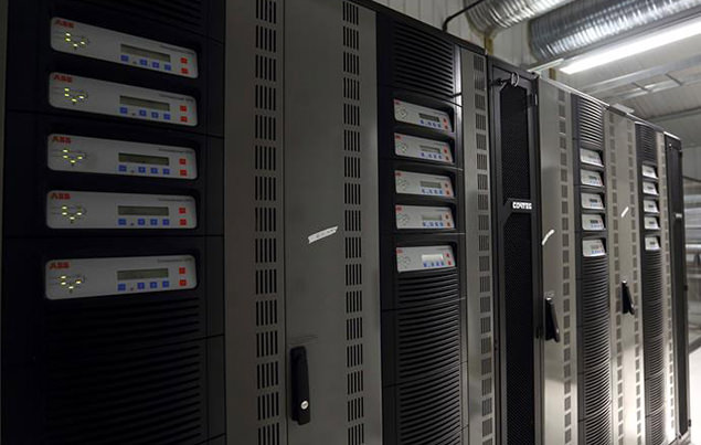 UPS System – Thasaamah Technology